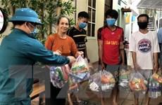 Sức mạnh của cộng đồng trong cuộc chiến COVID-19 ở tâm dịch Đà Nẵng