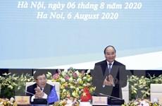 Hình ảnh Thủ tướng chủ trì Hội nghị triển khai kế hoạch thực thi EVFTA