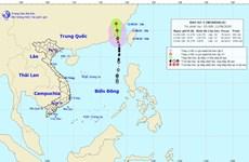 Bão số 3 đi vào Trung Quốc, nhiều vùng biển động rất mạnh