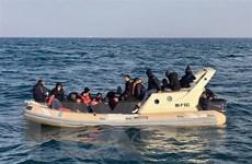 Anh quan ngại về dòng người vượt biên trái phép từ Pháp