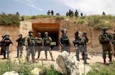 Quân đội Israel rút bớt lực lượng tại biên giới phía Bắc