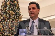 Thủ tướng Liban Hassan Diab thông báo Chính phủ từ chức