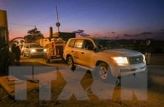 Israel đóng cửa khẩu Kerem Shalom lưu thông hàng hóa với Dải Gaza