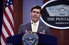 Mỹ: Tổng thống Trump có ý định thay Bộ trưởng Quốc phòng Mark Esper