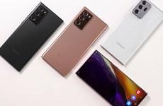 Galaxy Note 20 của Samsung Electronics đắt hàng trước ngày ra mắt