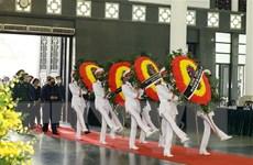 Lãnh đạo các nước chia buồn nguyên Tổng Bí thư Lê Khả Phiêu từ trần