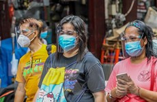 COVID-19 tại châu Á: Số ca nhiễm bệnh tại Philippines vượt 150.000