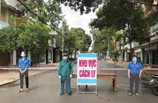 Dịch COVID-19: Thành phố Buôn Ma Thuột kết thúc cách ly xã hội