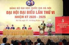 Đến 2025, ĐHQG Hà Nội phấn đấu vào nhóm 500 đại học hàng đầu thế giới