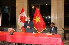Bạn bè Canada ca ngợi Việt Nam là nguồn cảm hứng với nhân dân thế giới