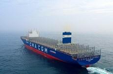 Hàn Quốc chế tạo tàu container chạy bằng LNG đầu tiên trên thế giới