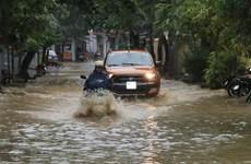 Từ 25/8, mưa dông gia tăng ở Bắc Bộ, Trung Bộ đề phòng nắng nóng