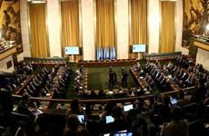 Cuộc họp của Ủy ban Hiến pháp Syria dừng lại do 3 người mắc COVID-19