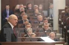 EU chia rẽ về biện pháp đối với cuộc khủng hoảng chính trị tại Belarus