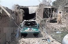 Afghanistan: Nổ bom xe buýt, hàng chục dân thường thiệt mạng