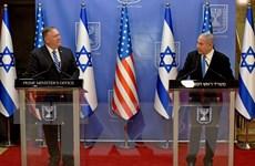 Mỹ khó khăn trong việc hàn gắn quan hệ giữa Israel và các nước Arab
