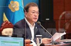 Tổng thống Hàn Quốc Moon Jae-in thông báo bổ nhiệm 6 thư ký mới
