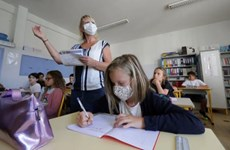 Hàng chục triệu học sinh châu Âu tựu trường trong ngày 1/9