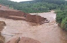 Đề phòng lũ quét, sạt lở đất và ngập úng tại Đắk Nông và Lâm Đồng