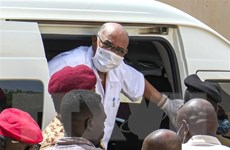 Phiên tòa xét xử cựu Tổng thống Sudan lại hoãn tới ngày 15/9