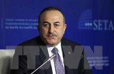 Thổ Nhĩ Kỳ sẵn sàng đối thoại với Hy Lạp để giải quyết bất đồng