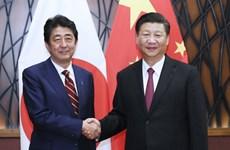 Nhìn lại 'cuộc đấu trí' của ông Abe Shinzo và ông Tập Cận Bình