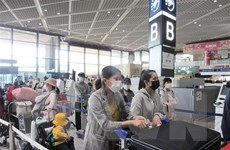 Dịch COVID-19: Đưa 350 công dân Việt Nam từ Nhật Bản về nước