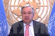 Liên hợp quốc kêu gọi các cường quốc hợp tác chống biến đổi khí hậu