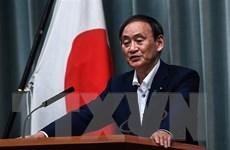 Kyodo: Đa số người dân Nhật ủng hộ ông Yoshihide Suga làm Thủ tướng