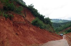Tây Nguyên mưa to, đề phòng lũ quét, sạt lở đất và ngập úng cục bộ