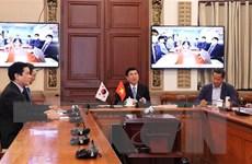 Thành lập tổ hợp tác liên ngành online thúc đẩy hợp tác TP.HCM-Busan