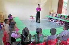 Chính sách phát triển giáo dục mầm non, kiên cố hóa trường lớp học