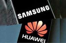 Samsung có thể hưởng lợi từ lệnh trừng phạt của Mỹ đối với Huawei