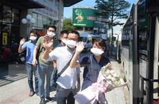 Đà Nẵng chia tay các đoàn y, bác sỹ cuối cùng hỗ trợ phòng chống dịch