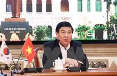 Tăng cường hợp tác giữa Thành phố Hồ Chí Minh và thành phố Daegu