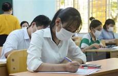 Công bố kết quả thi tốt nghiệp THPT đợt 2 từ 0 giờ ngày 16/9