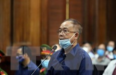 Nguyên Phó Chủ tịch UBND TP.HCM Nguyễn Thành Tài và đồng phạm hầu tòa