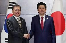 Mối quan hệ giữa Hàn Quốc và Nhật Bản: Bình mới, rượu cũ?