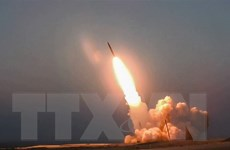 Trung Đông trước mối đe dọa từ kho vũ khí tên lửa của Iran