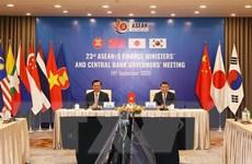 ASEAN+3 cam kết thúc đẩy hợp tác tài chính của khu vực