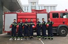 'Lửa ấm': Phim tôn vinh lính cứu hỏa lên sóng VTV1 vào giờ vàng