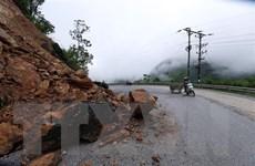 Vùng núi Bắc Bộ mưa lớn nhiều ngày, đề phòng lũ quét và sạt lở đất