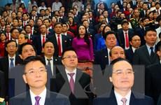 [Photo] Khai mạc Đại hội đại biểu Đảng bộ tỉnh Hà Nam lần thứ XX