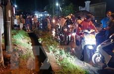 Đồng Nai: Hai người lọt xuống mương, một người bị nước cuốn mất tích