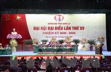 [Photo] Khai mạc Đại hội đại biểu Đảng bộ tỉnh Sơn La lần thứ XV