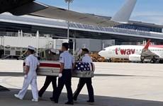 Hồi hương hài cốt quân nhân Hoa Kỳ mất tích trong chiến tranh Việt Nam
