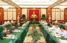 Tổ chức tốt Đại hội Đảng bộ Quân đội, tạo lan tỏa trong toàn Đảng