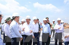 'Không để lấn chiếm, xây dựng trái phép dự án sân bay Long Thành'