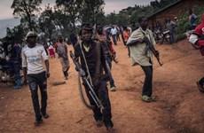 Giao tranh tại Cộng hòa Dân chủ Congo khiến 11 người thiệt mạng