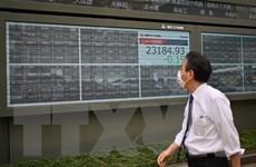 Hầu hết các thị trường chứng khoán châu Á giảm điểm trong phiên 2/10